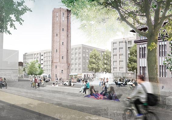 Hoss Blockdammplatz