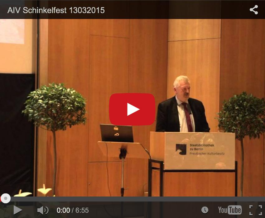 AIV Schinkelfest 2015
