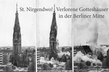 Georgenkirche Sprengung