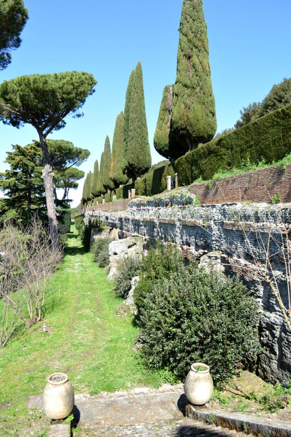 Terrassenmauer 1