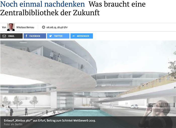 Nilkolaus Bernau Berliner Zeitung SW2019