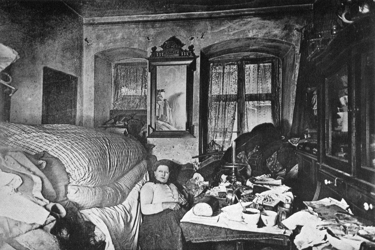 Heinrich Lichte 1903 Berlin O Thaerstr 4 parterre